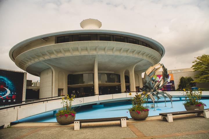H. R. MacMillan Space Centre